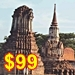 THA - Thailand tour icon with price - 75 x 75